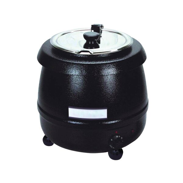 10.56-qt. Soup Pot with Lid by Eurodib