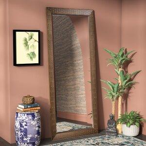 Brick Beveled Wall Mirror