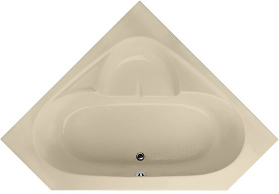 Builder 59 x 59 Soaking Bathtub by Hydro Systems