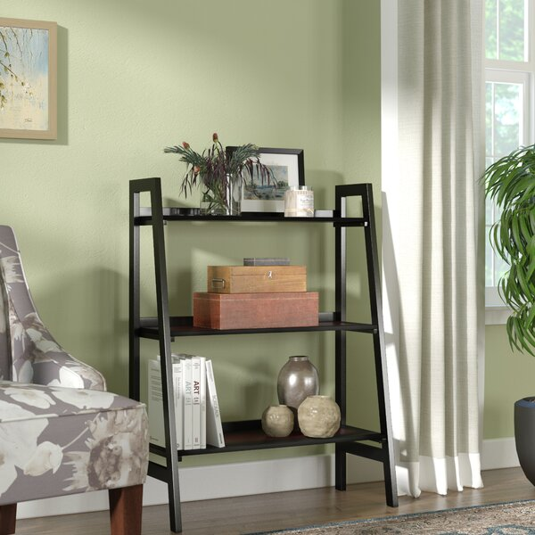 Hilbert Ladder Bookcase by Andover Mills