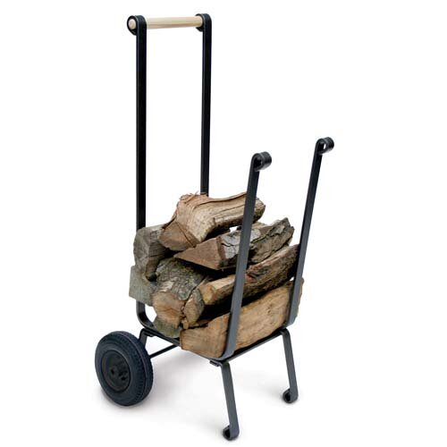 Log Rack by Pilgrim Hearth