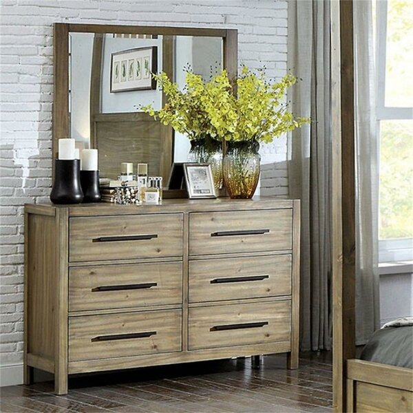 Avianna 6 Drawer Dresser By Foundry Select by Foundry Select Coupon