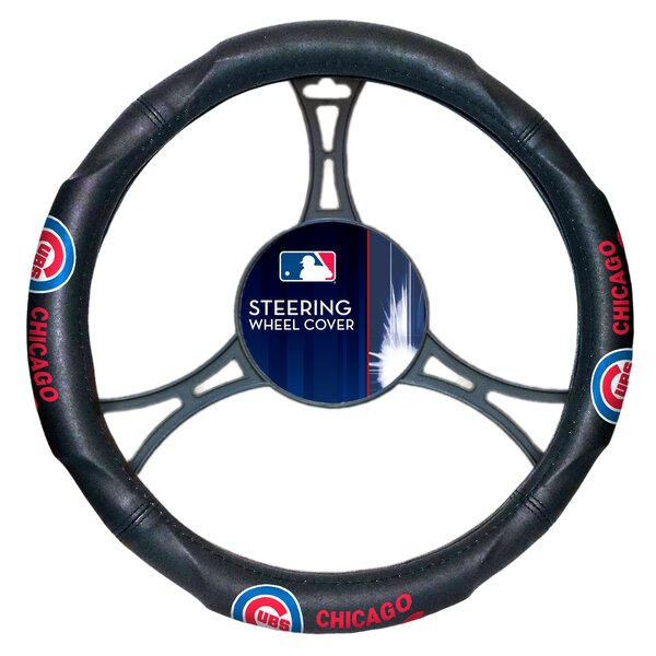 MLB Car Steering Wheel Cover by Northwest Co.