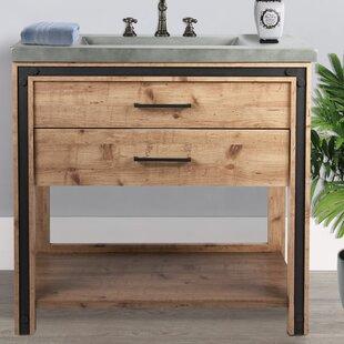 Savings Riordan 36 Single Bathroom Vanity ByGracie Oaks