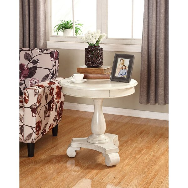 Constance Round End Table by Crown Mark