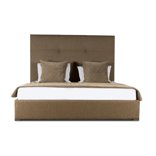Handley Upholstered Standard Bed by Brayden Studio