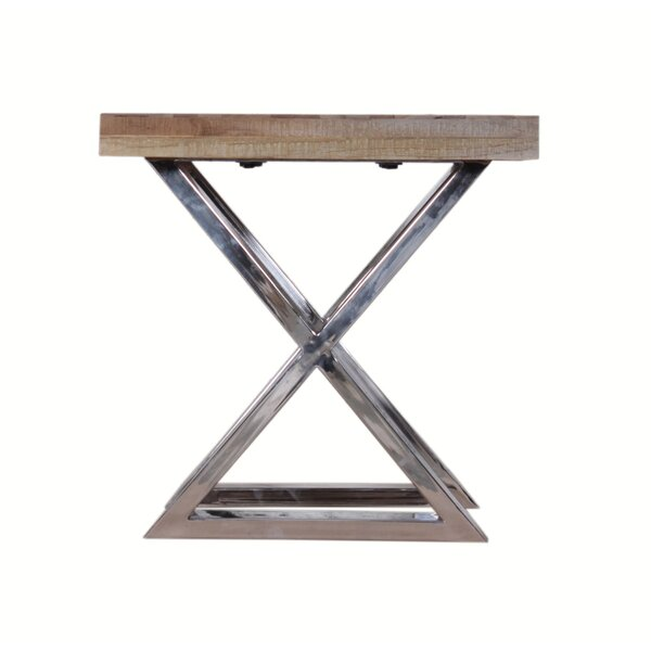 Blow End Table by Foundry Select