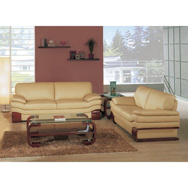 Aisha 2 Piece Living Room Set (Set of 2) by Orren Ellis