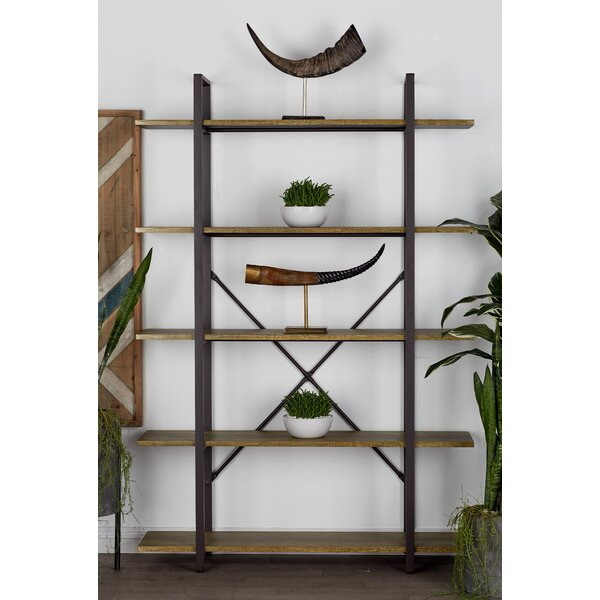Hanover Etagere Bookcase by Gracie Oaks