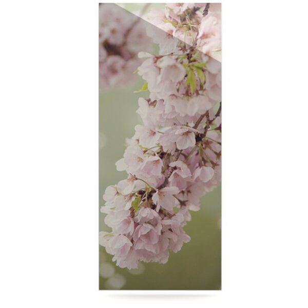 Blossom by Catherine McDonald Photographic Print Plaque by KESS InHouse