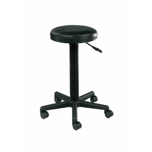 Pneumatic-Lift Stool by Alvin and Co.
