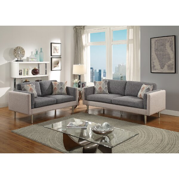 Benson 2 Piece Living Room Set By Modern Rustic Interiors