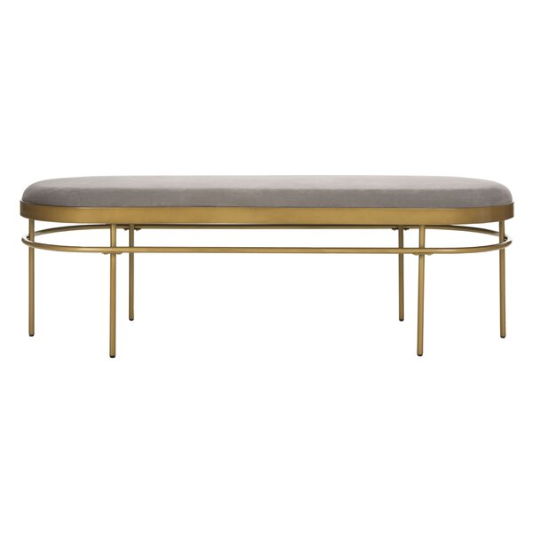 Hillview Upholstered Bench by Mercer41