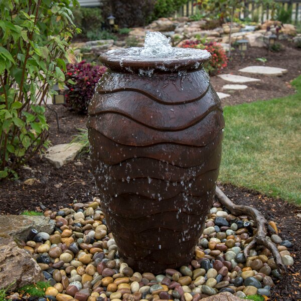 Aquascape Scalloped Urn Resin Fountain
