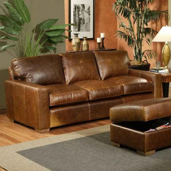 Discounted City Craft Sofa Bed by Omnia Leather by Omnia Leather