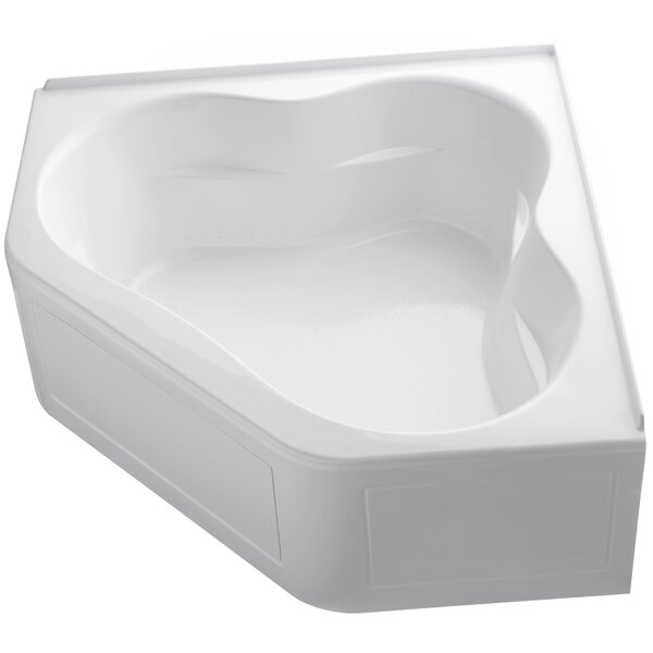 Tercet 60 x 60 Air Bathtub by Kohler
