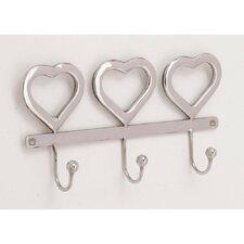 Heart Designed Wall Hook by Winston Porter