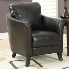 Club Chair by Monarch Specialties Inc.
