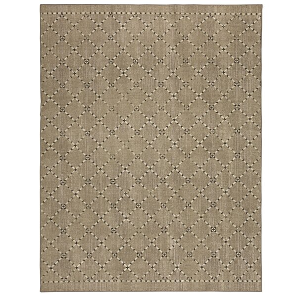 Sorensen Brown Area Rug by World Menagerie
