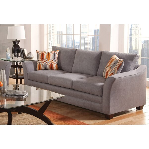 Modern Brand Searfoss Sofa by Latitude Run by Latitude Run