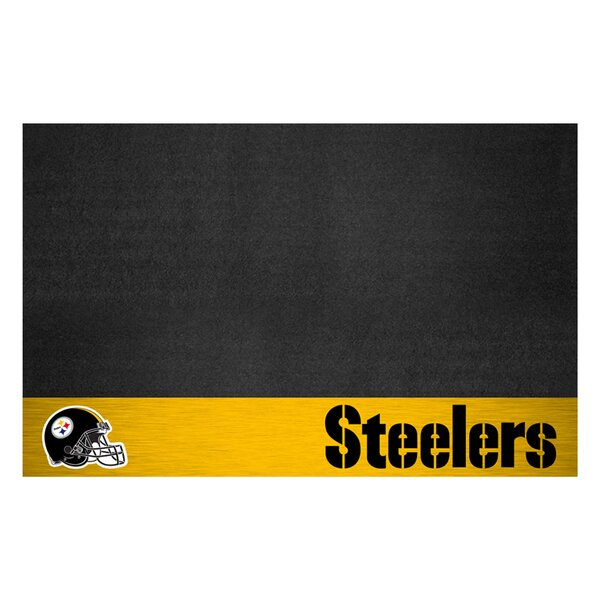 NFL - Pittsburgh Steelers Grill Mat by FANMATS