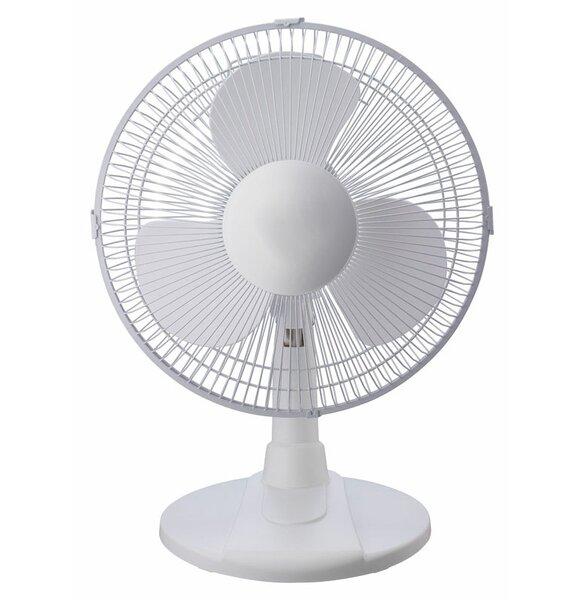 12 Oscillating Table Fan by Pelonis