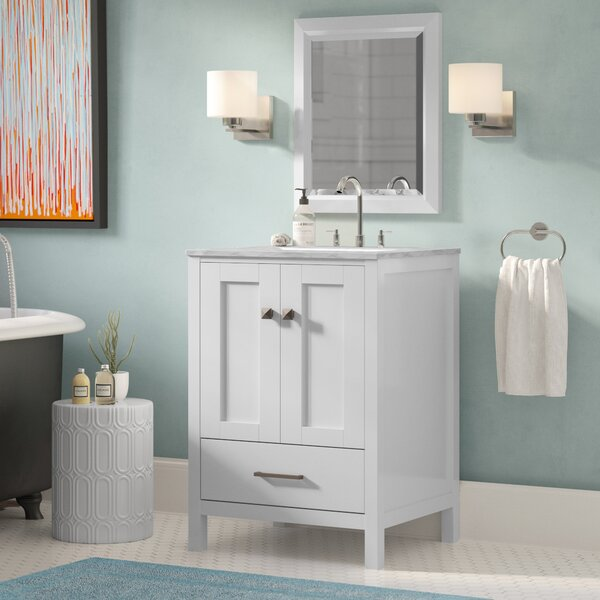 Arnab Modern Transitional 24 Single Bathroom Vanity Set by Latitude Run