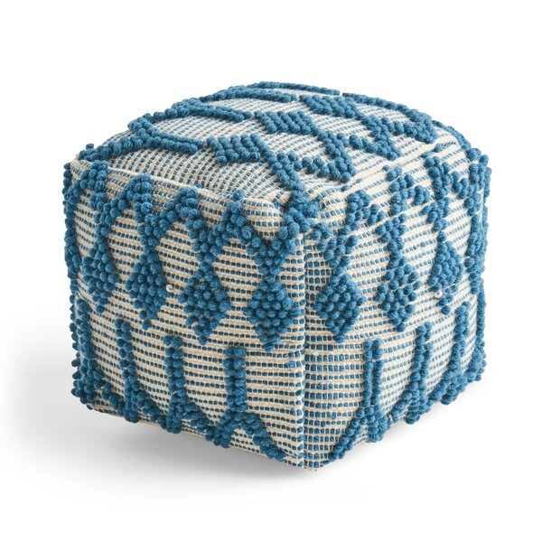 Aarhus Tufted Pouf by Bungalow Rose