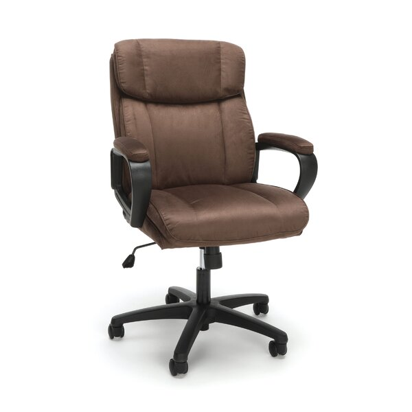 Dillsboro Plush Office Chair by Winston Porter