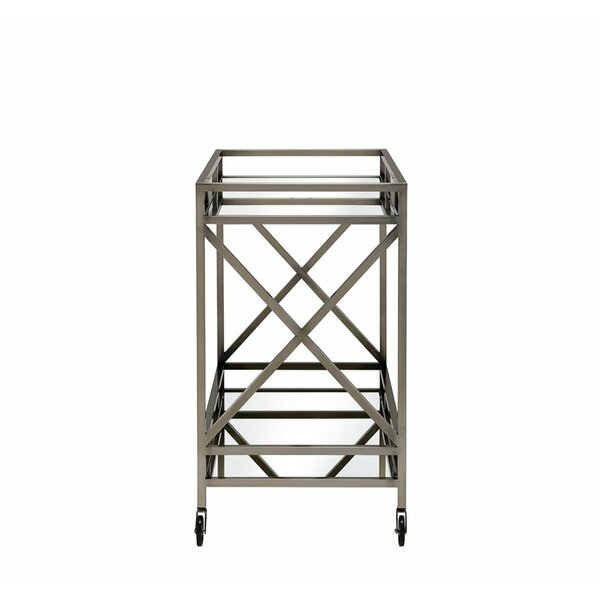 Brigantine Bar Cart by Brayden Studio