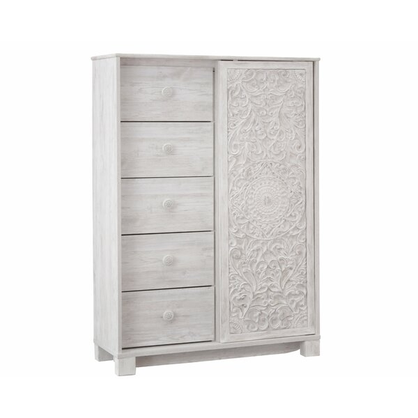 Copeland 5 Drawer Chest by Trule Teen