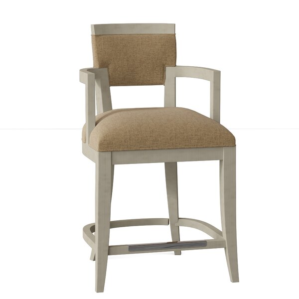 Keller 26'' Bar Stool by Fairfield Chair Fairfield Chair