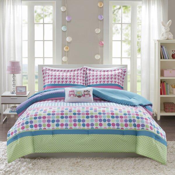 Scarlett Comforter Reversible Set by Viv + Rae