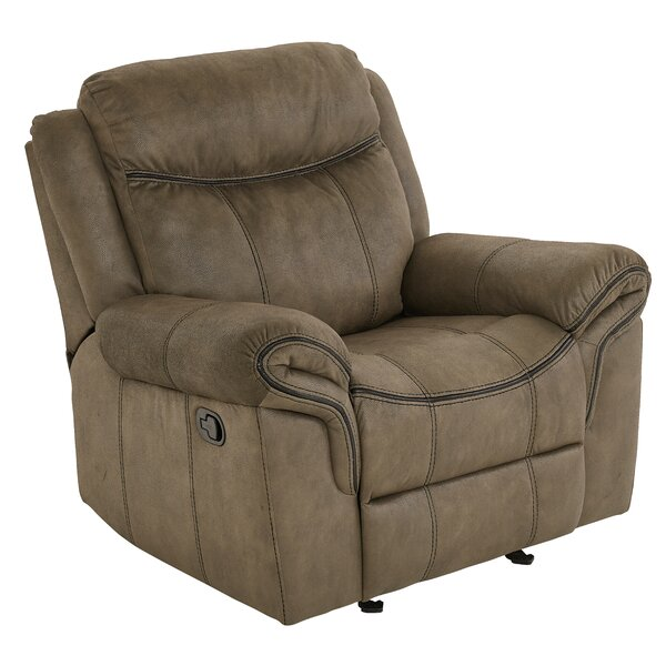 Roloff Manual Glider Recliner by Charlton Home