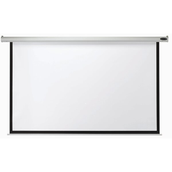 Matte White Manual Projection Screen By AARCO