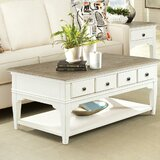 Gouldin Coffee Table with Storage by Rosecliff Heights