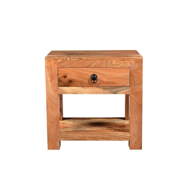 Hartville End Table By Millwood Pines