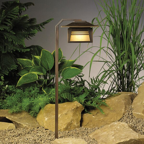 Zen Garden 1-Light LED Pathway Light by Kichler