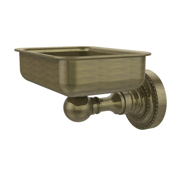 Dottingham Soap Dish by Allied Brass