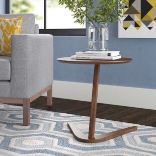 Reviews Bluestone End Table By Wade Logan