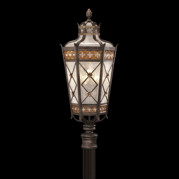 Chateau Outdoor 5-Light Lantern Head by Fine Art Lamps