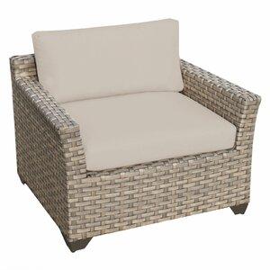 Monterey Club Chair with Cushions