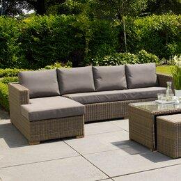 garden furniture. Rattan Sectional Sofa Sets Garden Furniture