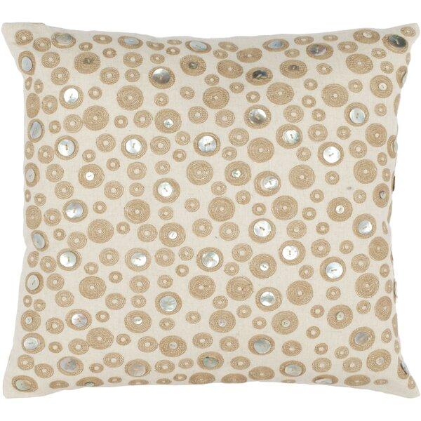 Bianca Cotton Throw Pillow (Set of 2) by Safavieh