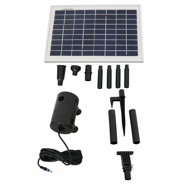 Delaplaine Solar Pump by Freeport Park