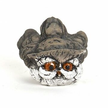 Lansford Polyresin Little Owl Figurine by August Grove