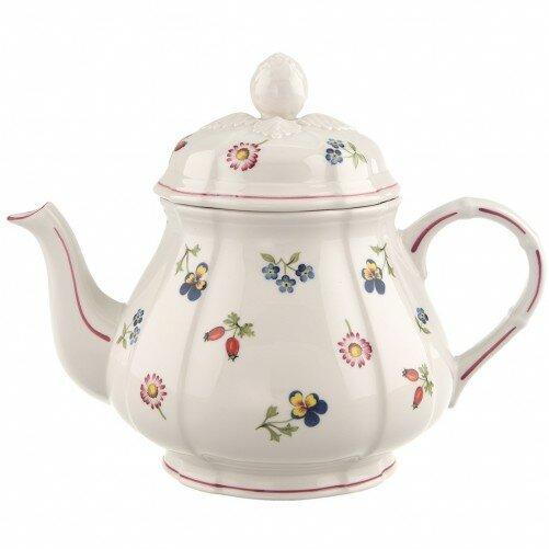 Petite Fleur 1.06-qt. Teapot by Villeroy & Boch
