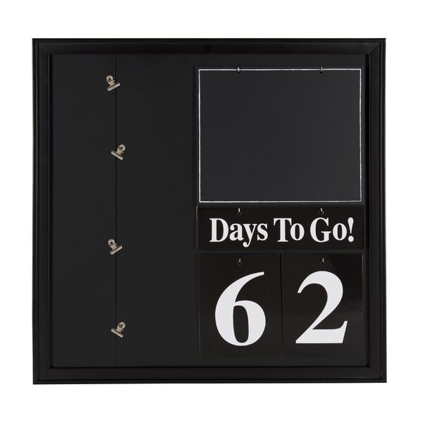Fendley 30 Day Countdown Collage Picture Frame by Red Barrel Studio