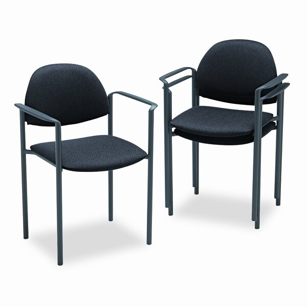 Comet Stacking Guest Chair (Set of 3) by Global Total Office