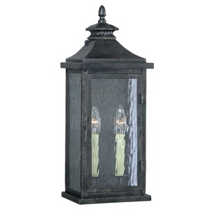 Where buy  Wilhelmina 2-Light Outdoor Sconce By Darby Home Co